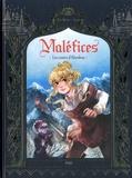 Elsa Bordier et  Sanoe - Maléfices - Les contes d'Alombrar.