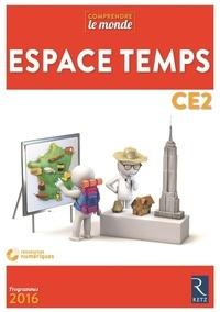 Elsa Bouteville - Espace temps CE2 Comprendre le monde. 1 Cédérom
