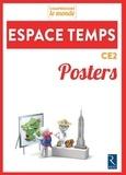 Elsa Bouteville - Espace temps CE2 - Posters.