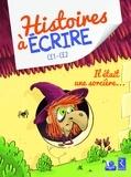Elsa Bouteville - Histoires à écrire CE1-CE2 - Il était une sorcière.... 1 Cédérom