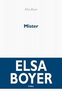 Elsa Boyer - Mister.