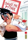 Elsa Brants - Save me Pythie Tome 2 : .