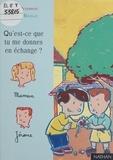 Elsa Devernois et Pierre Bouillé - Qu'est-ce que tu me donnes en échange ?.