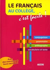 Le Français au collège, c'est facile ! - Elsa Faure-Pompey | Showmesound.org