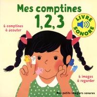 Elsa Fouquier - Mes comptines 1, 2, 3.