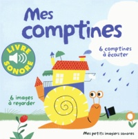 Elsa Fouquier - Mes comptines.