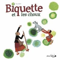 Elsa Huet - Biquette et les choux.