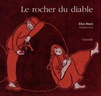 Elsa Huet - Le rocher du diable.