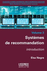 Systèmes d'information avancés - Tome 3, Systèmes de recommandation - Introduction.pdf
