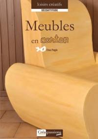 Corridashivernales.be Meubles en carton pour le salon Image