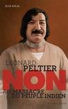 """Elsa Solal - Léonard Peltier : """"Non au massacre des indiens""""."""