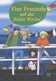 Elsegret Ruge - Vier Freunde auf der ,Kieler Woche'.