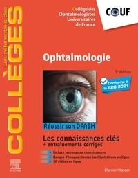 Elsevier Masson - Ophtalmologie - Réussir son DFASM, connaissances clés.
