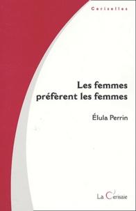 Elula Perrin - .