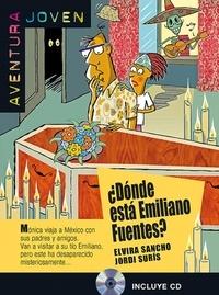 Elvira Sancho et Jordi Suris - Donde Esta Emiliano Fuentes ? - Niveau A1. 1 Cédérom