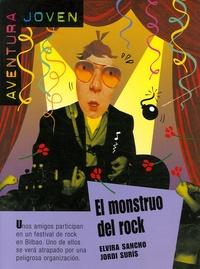Elvira Sancho et Jordi Suris - El monstruo del rock.