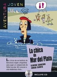 Elvira Sancho et Jordi Suris - La chica de Mar del Plata. 1 CD audio