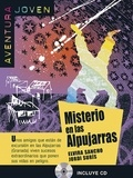 Elvira Sancho - Misterio en las Alpujarras. 1 CD audio