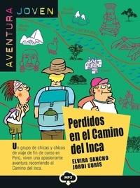 Elvira Sancho et Jordi Suris - Perdidos en el Camino del Inca. 1 CD audio