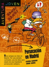 Elvira Sancho et Jordi Suris - Persecucion en Madrid.