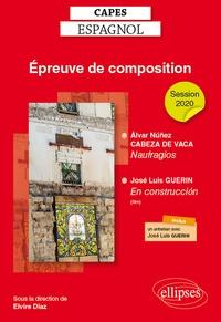 Elvire Diaz - CAPES espagnol - Epreuve de composition.