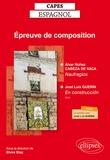 Elvire Diaz - Epreuve de composition CAPES Espagnol - Alvar Núñez Cabeza de Vaca, Naufragios ; José Luis Guerin, En construcción (film documentaire).