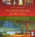 Elvire Guern dalbi - Dix chants africains de bien-être. 1 CD audio