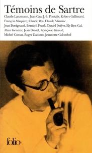 Ely Ben gal et Jean Cau - Témoins de Sartre.