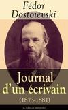 Ely Halpérine Kaminsky et John-Antoine Nau - Journal d'un écrivain (1873-1881).