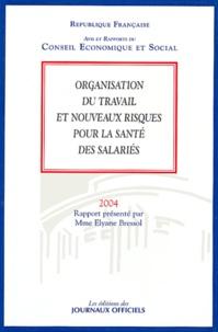 Organisation du travail et nouveaux risques pour la santé des salariés.pdf