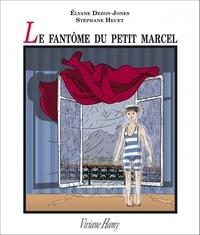 Elyane Dezon-Jones et Stéphane Heuet - Le fantôme du petit Marcel - A la recherche du titre perdu.