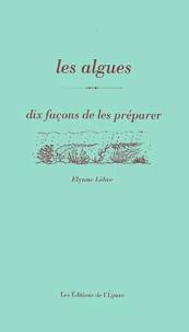 Deedr.fr Les algues - Dix façons de les préparer Image