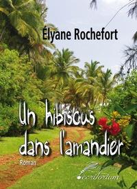 Elyane Rochefort - Un hibiscus dans l'amandier.