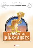 Elyssea Di marco - Louan et Doum - Le monde des dinosaures.