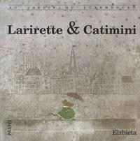 Elzbieta - Larirette & Catimini - Au jardin du Luxembourg.