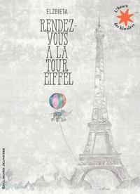 Elzbieta - Rendez-vous à la tour Eiffel.