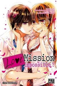 Ema Toyama - Love Mission Impossible ?.