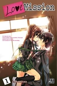 Ema Toyama - Love Mission T01.