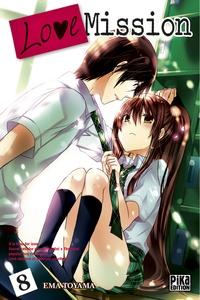 Ema Toyama - Love Mission T08.