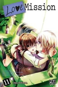 Ema Toyama - Love Mission T11.