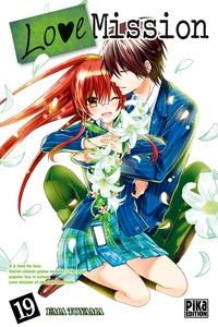 Ema Toyama - Love Mission T19.