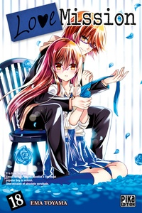 Rhonealpesinfo.fr Love Mission Tome 18 Image