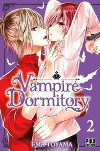 Ema Toyama - Vampire Dormitory Tome 2 : .