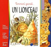 Emanuela Bussolati - Un lionceau.