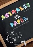 Emanuele Azzità - Animales de papel.
