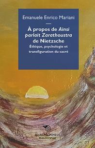 Citation Nietzsche Ainsi Parlait Zarathoustra : Pdf francais a propos de ainsi parlait zarathoustra de nietzsche