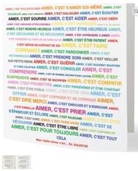 Emece Editeur - Carte Multicolore.