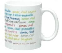 Emece Editeur - Mug School Bell.