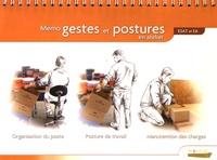 Emeline Rol - Mémo gestes et postures en atelier.