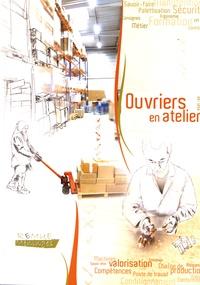 Emeline Rol - Ouvriers en atelier - ESAT-EA.